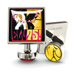 Elvis 75th Birthday Limited Edition Cufflinks