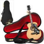 Elvis Acoustic Guitar Ornament