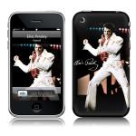 Elvis Aloha iPhone 3G Skin
