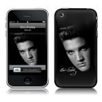 Elvis Portrait iPhone 3G Skin