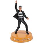 Elvis Jailhouse Rock Yellow Figurine