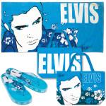 Elvis Blue Hawaii Beach Set