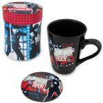 Elvis Jailhouse Rock Mug/Coaster Set