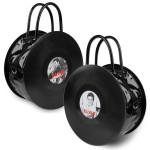 Elvis Rockin' Record Handbag