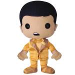 Elvis Gold Lame Plush