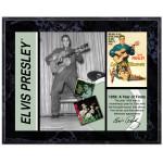 """Elvis 1956 8"""" x 10"""" Sublimated Plaque"""