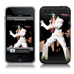 Elvis Aloha iTouch 2/3G Skin