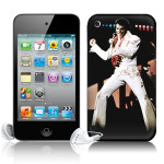 Elvis Aloha iTouch 4G Skin