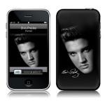 Elvis Portrait iTouch 2/3G Skin