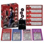Elvis Bingo Game