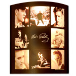 Elvis Images Wall Sconce