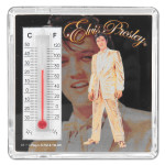 Elvis Gold Lamé Thermometer