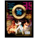 Elvis 35th Commemorative Anniversary Gold Presentation