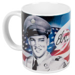 Elvis America's Son 11 oz. Mug
