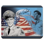Elvis America's Son Mouse Pad