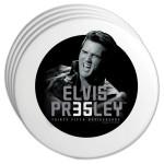 Elvis 35th Anniversary '68 Coasters Set of 4