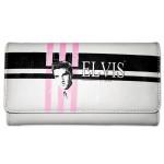 Elvis Striped King Wallet