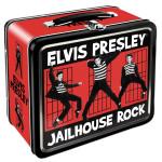 Elvis Jailhouse Rock Tin Tote