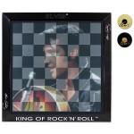 Elvis '68 Special Wooden Checkerboard