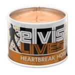 Elvis Heartbreak Hotel Scented 4oz Candle