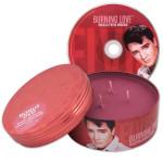 Elvis Burning Love Scented 14oz Candle & DVD