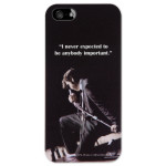Elvis Black and White Stage iPhone 5 Case