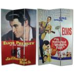 Elvis Hollywood Room Divider