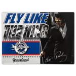 Elvis Presley Airlines Magnet