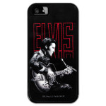 Elvis '68 Special Red Letters iPhone5 Lowell Hays Case