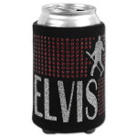 Elvis Bling Can Koozie