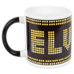 Elvis Color Changing Mug