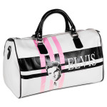 Elvis Pink Fifties Overnight Duffle Bag