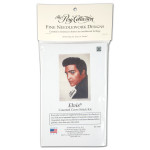 Elvis Profile Counted Cross Stitch Kit