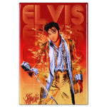 Elvis Presley Shine Magnet