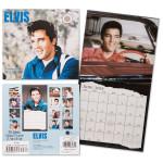 Elvis 2015 Mini Wall Calendar
