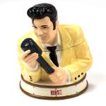 Elvis - Serenade Ceramic Cookie Jar