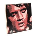 Elvis - Heart & Soul Ceramic Tile