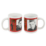 Elvis Presley - The Original 11 oz. Mug Set of 2