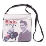 Elvis Presley - Motorcycle Messenger Bag