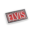 Elvis Red Magnet