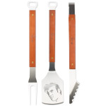 Elvis Silhouette Sportula and Tongs 3pc. Set