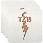 Elvis TCB Coasters