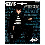 Elvis Jailhouse Rock Sticker