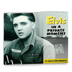 Elvis - In a Private Moment FTD CD