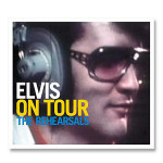 ELVIS On Tour - The Rehearsals FTD CD