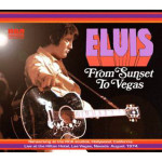 Elvis - From Sunset to Vegas FTD CD