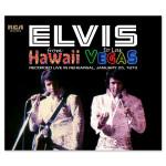 Elvis From Hawaii to Las Vegas FTD CD