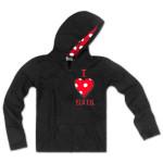 Elvis Love Full Zip Hoodie