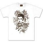 Elvis Tattoo T-shirt