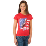 Elvis American Glitter T-Shirt